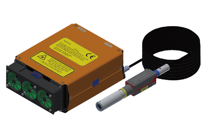 Fujikura 脈衝式光纖雷射系列